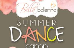 Bella Ballerina Dance Camp - Brambleton or Leesburg