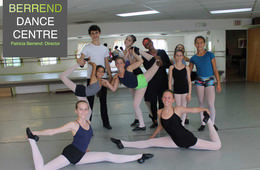 Berrend Dance Centre Camp