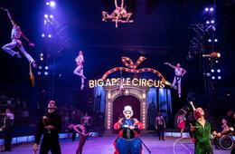 NEW HOLIDAY DATES ADDED! Big Apple Circus at Lincoln Center