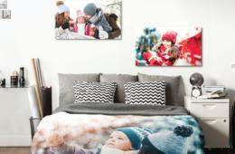 $1.99+ for High Quality Canvas or Custom Photo Blanket by CanvasDiscount.com - Unbeatable Value! (Up to 84% Off)