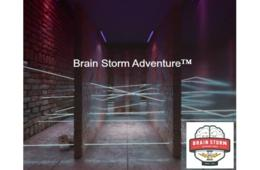 $20+ for Admission to Brain Storm Adventure Escape Quest - Herndon (Up to 50% Off)