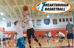 $45 Off Breakthrough Basketball Camp