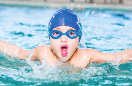 British Swim School of Maryland Group Swim Lessons