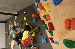 BRAND NEW! Brooklyn Boulders Climbing & Fitness Gym