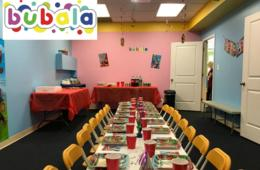 Bubala Indoor Playground Birthday Party Package