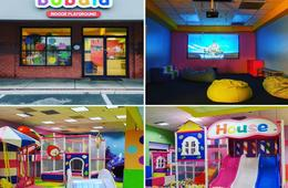 Bubala Indoor Playground 2 Open Play Passes Valid Monday-Friday ONLY