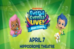 Bubble Guppies Live at The Hippodrome Theatre