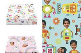 Up to 73% Off Build a Head Face and Life-Sized Cutouts, Cupcake Toppers, Wrapping Paper & More!