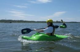 $10 for Kayak, Canoe or Paddle Board Weekend River Tour from Calleva - Poolesville, MD (50% Off!)