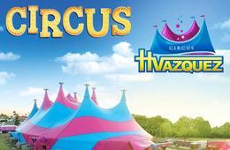Circus Vazquez - Tysons Corner, VA