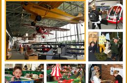 One Adult & One Child Admission to College Park Aviation Museum