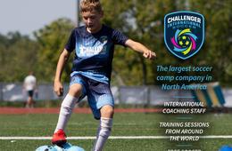 $10 Off Challenger Soccer Camp