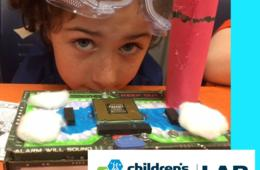 One Week of Children's Science Center Camp