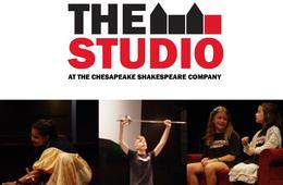 Chesapeake Shakespeare Company's Summer at the Studio Camp