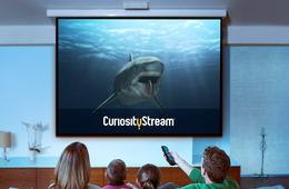 40% Off CuriosityStream Annual Subscriptions & Gift Cards