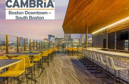 Cambria® Hotel Boston Downtown Getaway