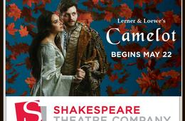 Camelot at Shakespeare Theatre Company