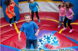 1-Day Drop-In Camp at BRAND NEW Pump It Up of Alexandria