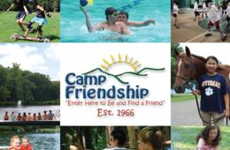 $800 for Camp Friendship Sleepaway Camp for Ages 7-16 in Palmyra, VA (31% Off - $1,150 Value)