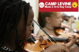 Session 1 of 3-Week Half-Day Camp Levine Music & Arts Camp at The Music Center at Strathmore