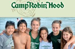 2-Week Camp Robin Hood Sleepaway Camp