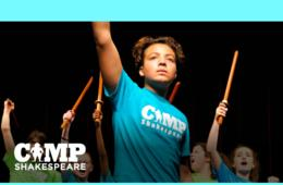 $580 for 2-Week Shakespeare Theatre Company Camp for Ages 12-18 in Alexandria and Washington, DC ($725 Value)