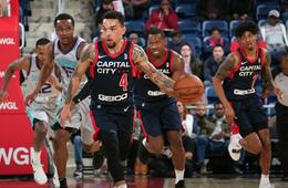 Capital City Go-Go NBA G League Basketball Game