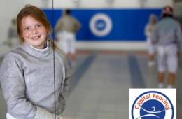 Half-Day Capital Fencing Academy Musketeer Fencing Camp