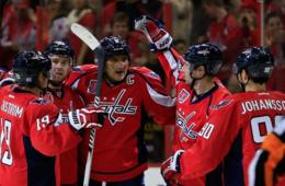 $39+ for Washington Capitals Game Ticket + T-Shirt (Up to 56% Off!)