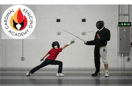 Beginner Fencing Class at Cardinal Fencing Academy