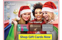 Deep Discounts on Gift Cards to iTunes, GameStop, Starbucks, Best Buy & Tons More + Extra $5 Off!