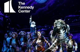 25% Off CATS at The Kennedy Center