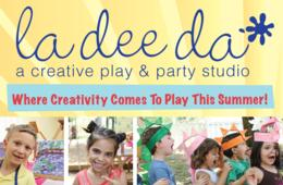 $188+ for La Dee Da Studio Art Camp for Ages 3-10 in Sandy Springs (Up to $112 Off)