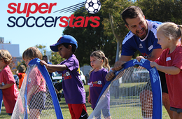 15% Off Super Soccer Stars Camps & Classes