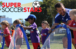10% Off Super Soccer Stars Summer Camps & Classes