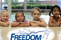 $39 for School's Out Camp at Freedom Aquatic & Fitness Center - Manassas (35% Off - $60 Value)