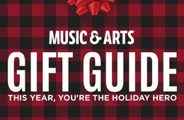 Give the Gift of Music This Holiday Season With Music & Arts