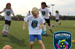 $10 Off Challenger International Soccer Camp