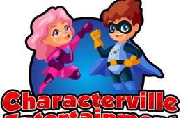 Character Experience Birthday Party from Characterville Entertainment