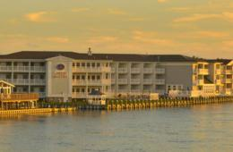 $179+ for 2-Night Waterfront Chincoteague, VA Escape with Hot Breakfast Each Day! (Up to 46% Off)
