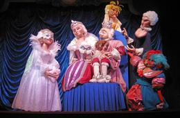 Cinderella at The Puppet Co.