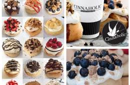 $13 for $20 Worth of Food & Drink at Cinnaholic