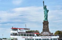 NYC Landmarks Cruise from Circle Line Sightseeing Cruises Child Ticket