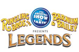 Ringling Bros. and Barnum & Bailey Circus Tickets in DC/Fairfax/Baltimore (Up to 50% Off)