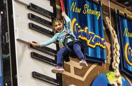 ClimbZone White Marsh Indoor Rock Climbing SINGLE Admission for Ages 2-5