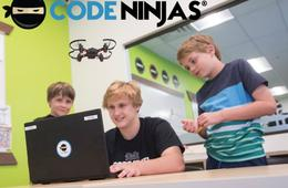 $50 Off Code Ninjas STEM Camps - Drones, Roblox & More Mid-Atlantic