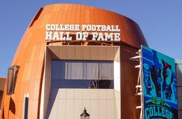 Chick-fil-A College Football Hall of Fame All Access Pass