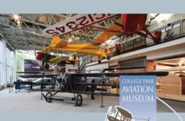 $8 for Family Four Pack of Tickets to the College Park Aviation Museum ($20 Value - 60% Off)