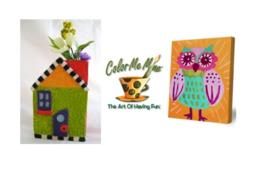 $250 for Color Me Mine Clay Camp for Ages 6-14 in Silver Spring ($75 Off)