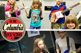 KidzRock or Jr. Rockerz ROCK BAND Classes at Columbia Rock School
